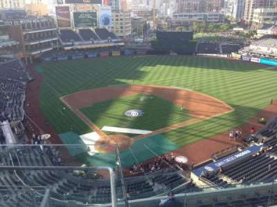 PETCO Park, section: 303, row: 10, seat: 1
