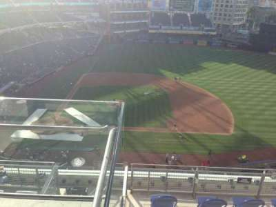 PETCO Park, section: 311, row: 9, seat: 1
