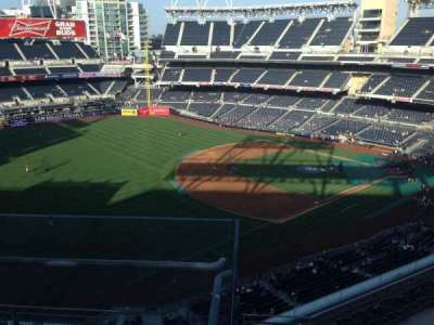 PETCO Park, section: 322, row: 9, seat: 5