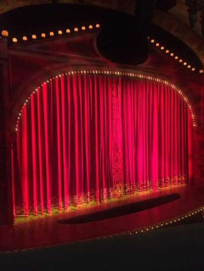 Shubert Theatre, section: Mezz, row: A, seat: 11