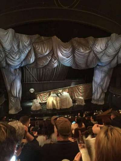 Majestic Theatre, section: FMEZO, row: G, seat: 2