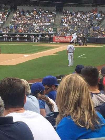 Yankee Stadium, section: 130, row: 10, seat: 3