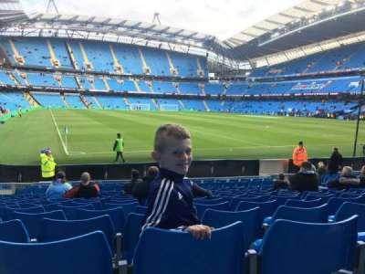 Etihad Stadium (Manchester), section: 140, row: N, seat: 1103