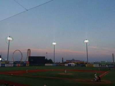 MCU Park, section: 5, row: N, seat: 1