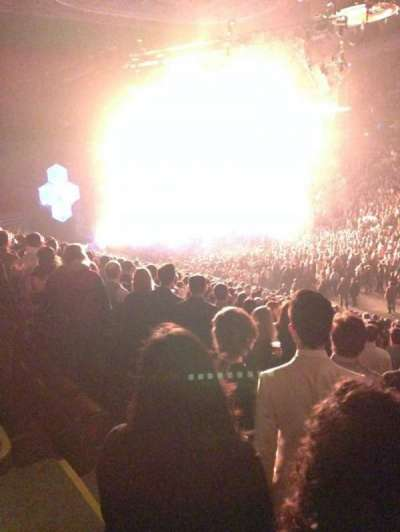 Air Canada Centre, section: 106, row: 21, seat: 12
