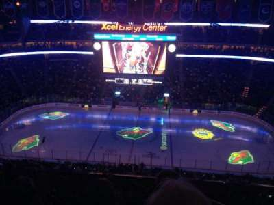 Xcel Energy Center, section: 204, row: 10, seat: 1