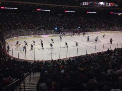 Xcel Energy Center, section: 106, row: 23, seat: 20