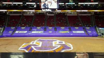 PNC Arena, section: 220, row: A, seat: 7
