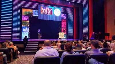 Penn & Teller Theater, section: 2, row: G, seat: 17