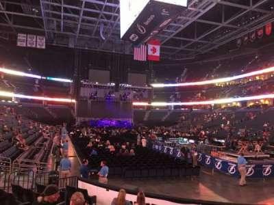 Amalie Arena, section: 110, row: J, seat: 11