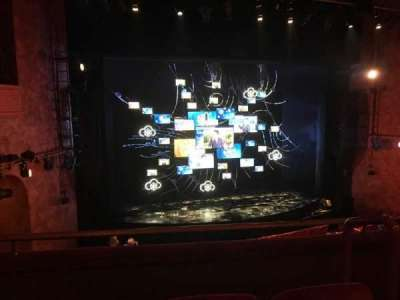 August Wilson Theatre, section: MEZZL, row: C, seat: 5 And 7