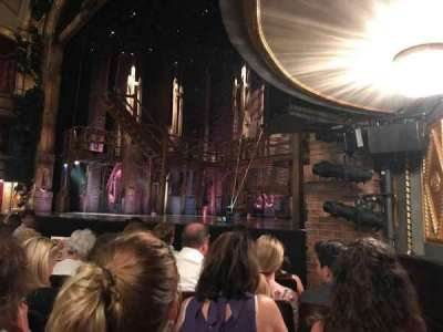 Richard Rodgers Theatre, section: OrchR, row: E