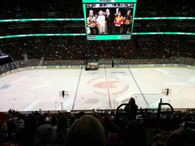Honda Center, section: 412, row: H, seat: 2