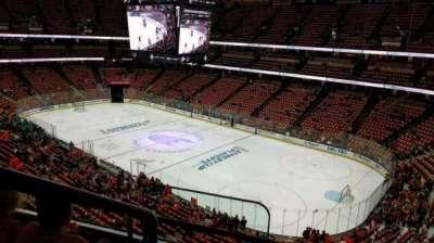 Honda Center, section: 406, row: C, seat: 16