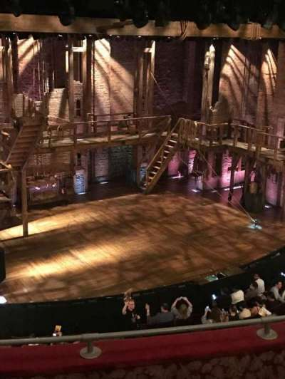 Richard Rodgers Theatre, section: FMEZZ, row: D, seat: 25
