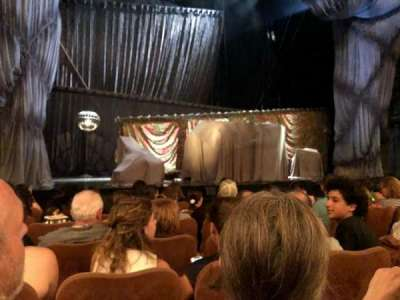 Majestic Theatre, section: Orch Left, row: E, seat: 9
