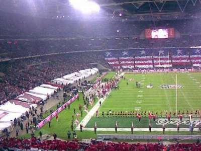 Wembley Stadium section 215