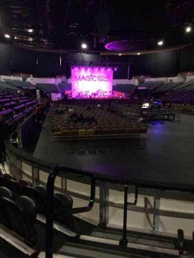 Valley View Casino Center, section: LL20, row: 5, seat: 13