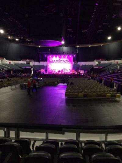 Valley View Casino Center, section: LL18, row: 6, seat: 11