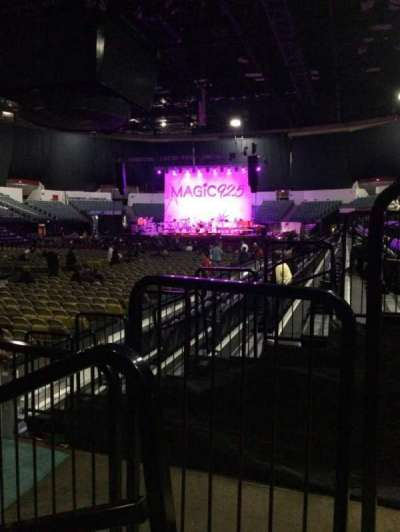 Valley View Casino Center, section: LL17, row: 6, seat: 1