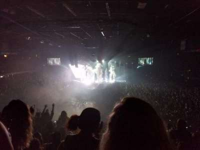 Allstate Arena, section: 214, row: N, seat: 17