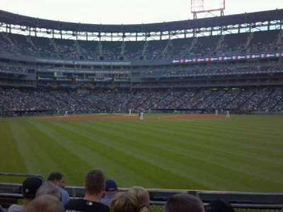 Guaranteed Rate Field, section: 102, row: 6, seat: 15