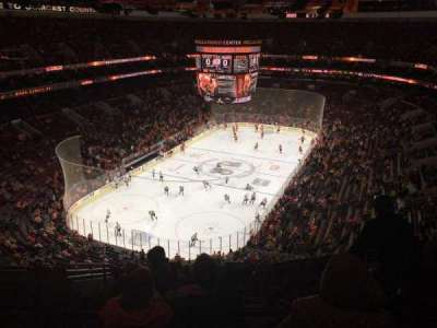Wells Fargo Center section 209