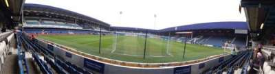 Loftus Road, section: School Lower Stand Block Z2
