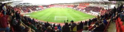 New York Stadium, section: NS4