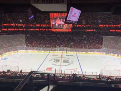 Wells Fargo Center section Suite 41