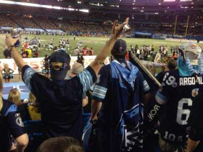 Rogers Centre, section: 134B, row: 13, seat: 109