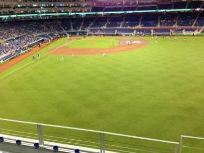 Marlins Park, section: 139, row: 4, seat: 1