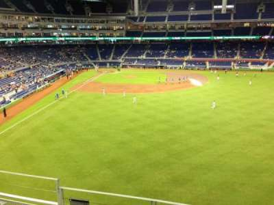 Marlins Park, section: 139, row: 4, seat: 14