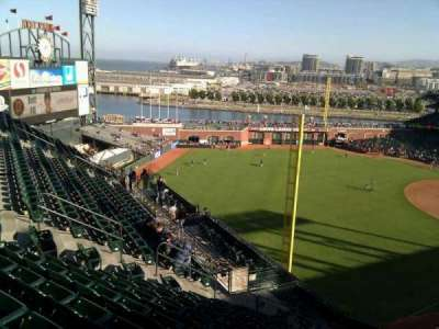 AT&T Park, section: 333, row: 11, seat: 1