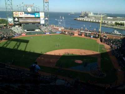 AT&T Park, section: 320, row: 12, seat: 17