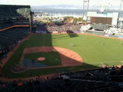 AT&T Park, section: 310, row: 17, seat: 8