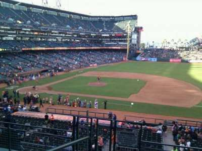 AT&T Park section 207
