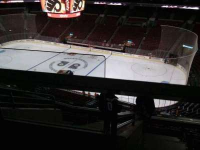 Wells Fargo Center section 216