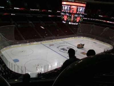 Wells Fargo Center section 222