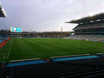 Croke Park, section: 327, row: y, seat: 27