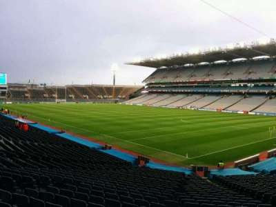 Croke Park, section: 324, row: gg, seat: 22