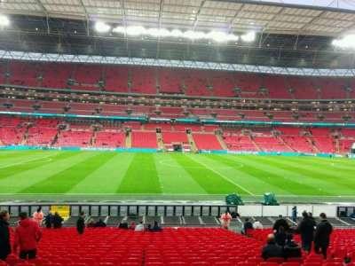 Wembley Stadium, section: 123, row: 26, seat: 26