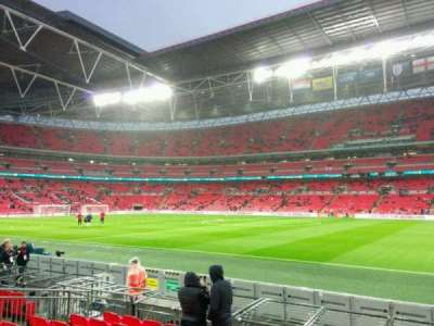 Wembley Stadium, section: 142, row: 9, seat: 260