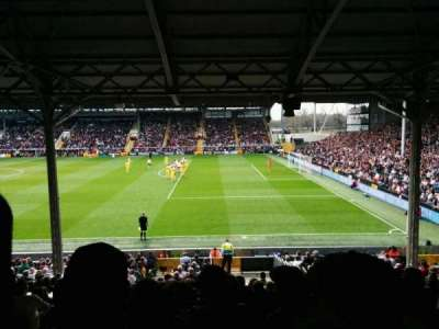 Craven Cottage, section: b, row: n, seat: 12