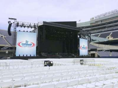 Soldier Field, section: b5, row: 10, seat: 15