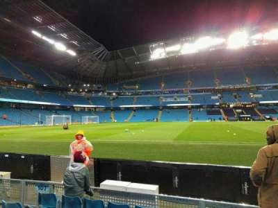 Etihad Stadium (Manchester), section: 106, row: c, seat: 149