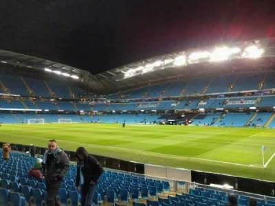 Etihad Stadium (Manchester), section: 142, row: n, seat: 1194
