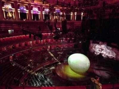 Royal Albert Hall, section: Circle V, row: 6, seat: 174