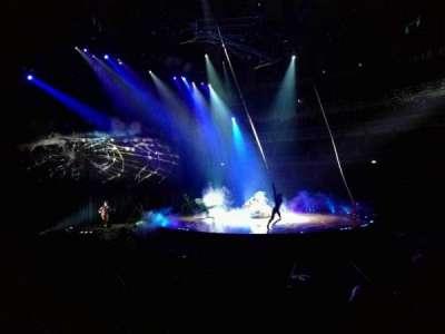 Royal Albert Hall, section: Stalls J, row: 11, seat: 53