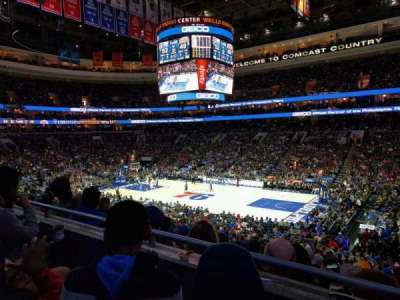 Wells Fargo Center section cb15